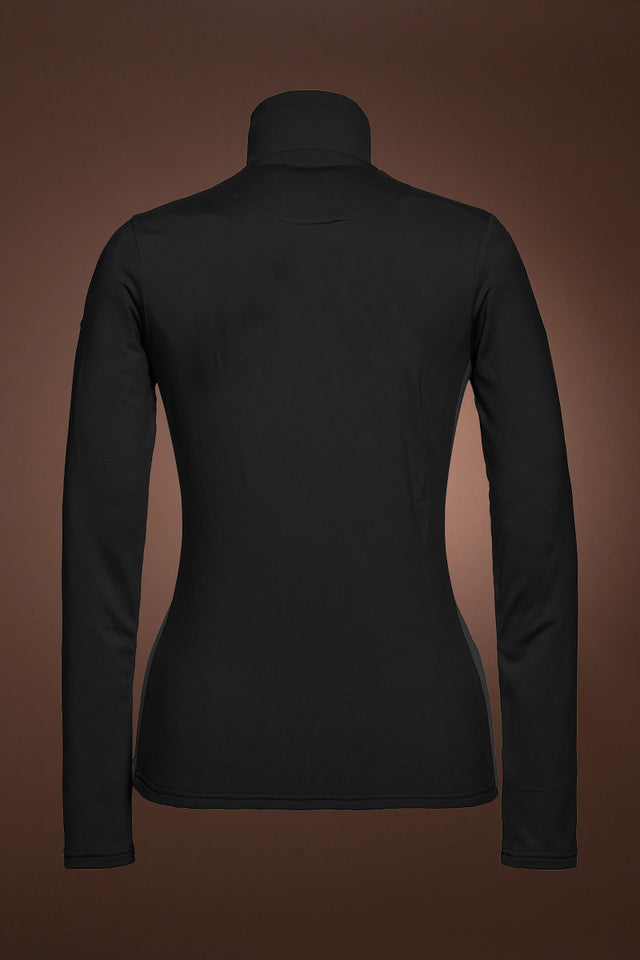 Black Goldbergh Women's Hila Ski Base Layer