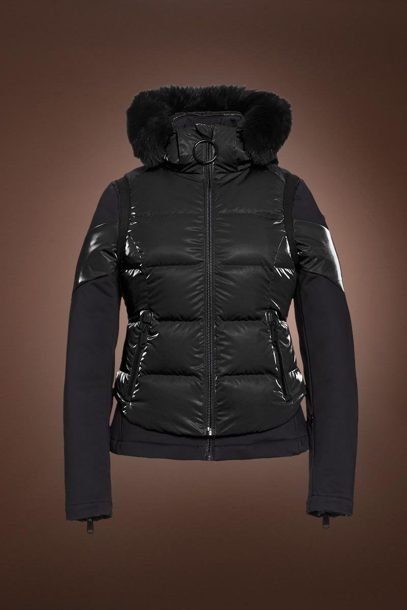 Black Goldbergh Women's Nura Ski Jacket