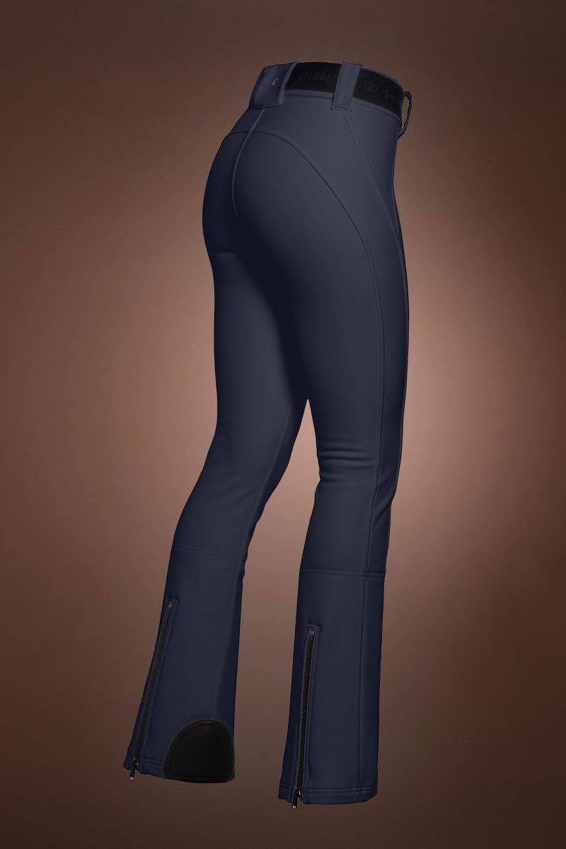 NavyBlue Goldbergh Pippa Perfect Fit Stretch Ski Pants
