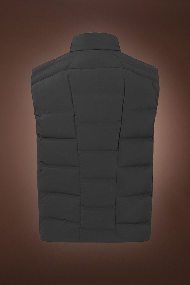 Black Kjus Men's Corviglia Down Vest