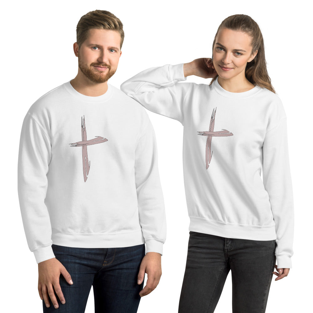 Poiema Cross Sweatshirt