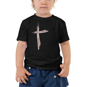 Poiema Cross Toddler Tee