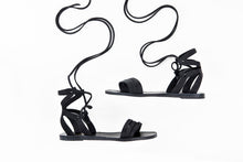 Load image into Gallery viewer, TERPSICHORE leather sandals- 2 Colours