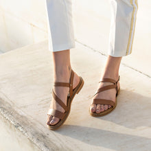 Load image into Gallery viewer, MIRANDA leather sandals- 3 Colours