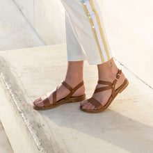 Load image into Gallery viewer, MIRANDA leather sandals- Flash Sale