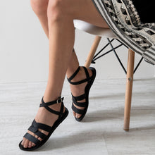 Load image into Gallery viewer, ERATO leather sandals- 3 Colours
