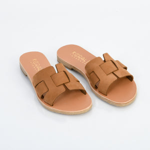 ALKISTIS Premium Leather Sandals - 2 Colours