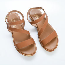 Load image into Gallery viewer, EURIDIKI Comfort Flat Sandals - 3 Colours