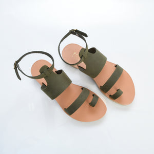 ARETI Premium Leather Sandals - 4 Colours
