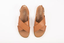 Load image into Gallery viewer, MELINDA leather sandals-2 colours