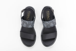 MAYA leather sandals- Flash Sale