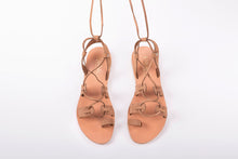 Load image into Gallery viewer, MELPOMENI leather sandals- 2 Colours