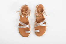 Load image into Gallery viewer, MIA leather sandals-3 colours