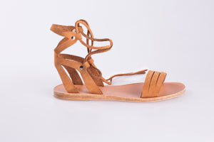 TERPSICHORE leather sandals- 2 Colours