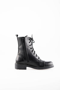 BEATRICE Black Ankle boots