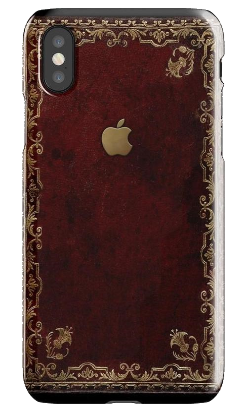 Apple Antique Mobile Cover