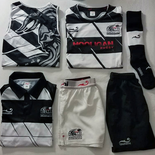 Hooligan Rugby Kit