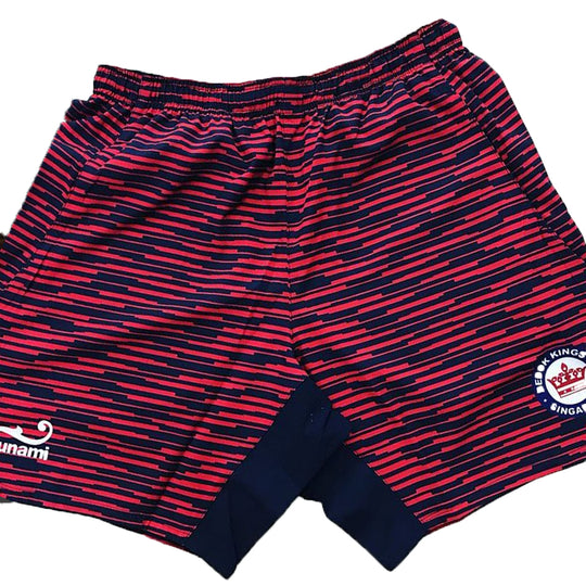 Sublimated Match shorts!