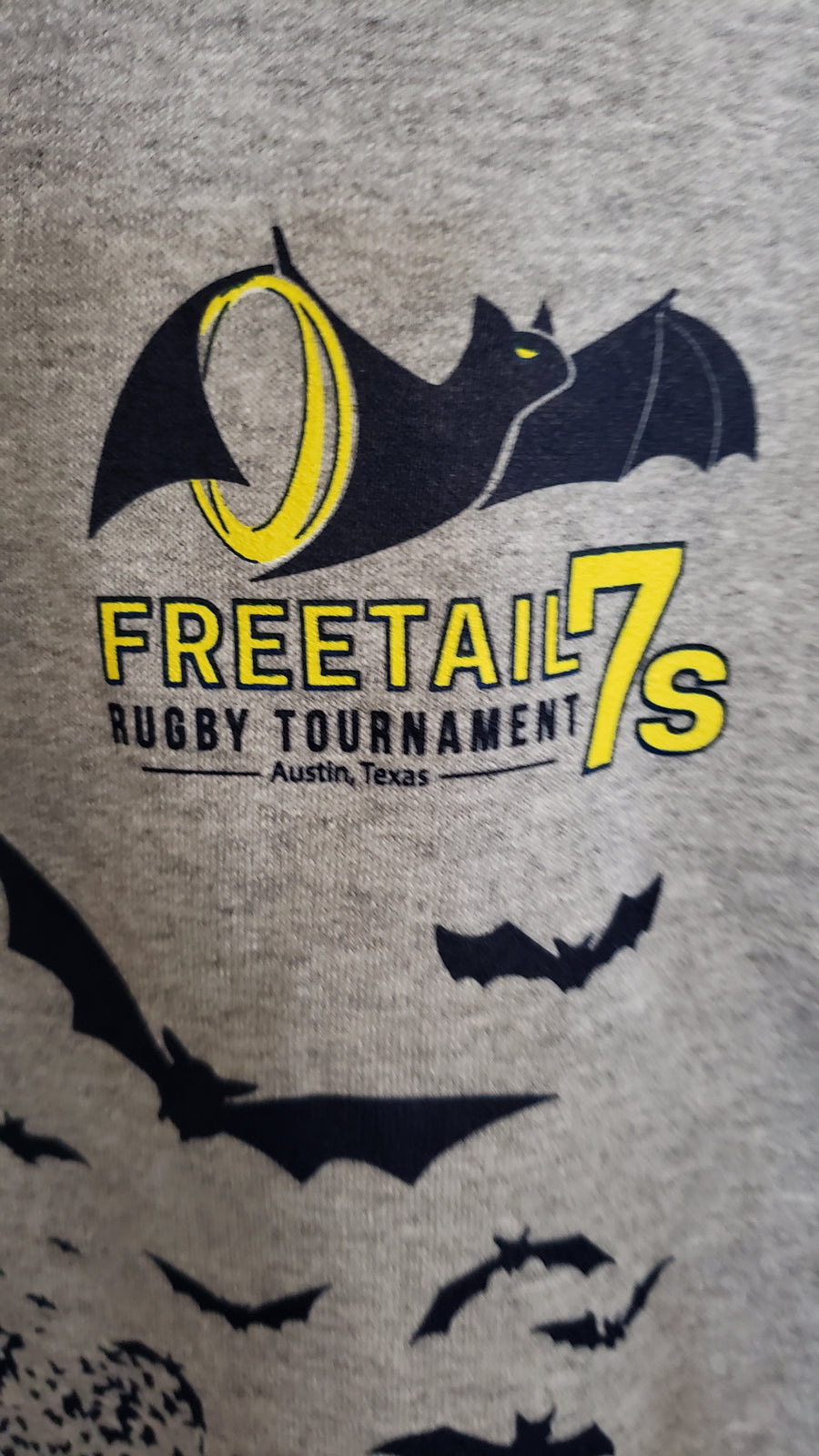 HOODIE - Freetail 7s Tournament