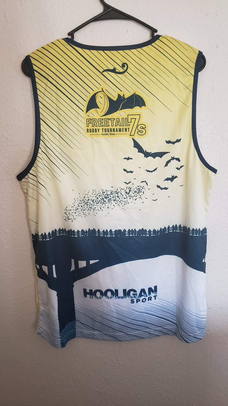 TANK - Freetail Rugby 7s