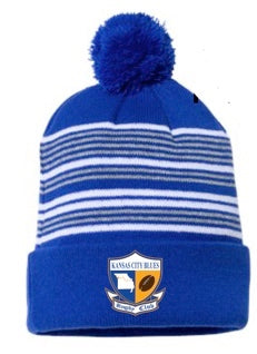 KC Blues - Beanie