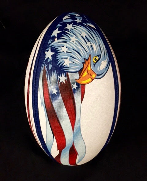 USA Rugby Match Ball