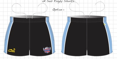 MARRS Ref Shorts