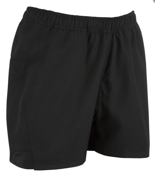 SMRC - Shorts - Hooligan Rugby Shorts - Black