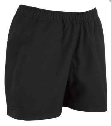 OGW - Hooligan Elite Rugby Shorts - Black