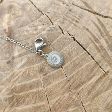 Load image into Gallery viewer, Dainty Silver Necklace