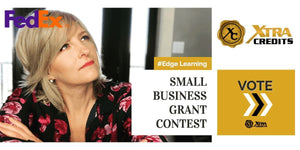 FedEx Small Business Grant Contest | XTRAcredits and Edge Learning