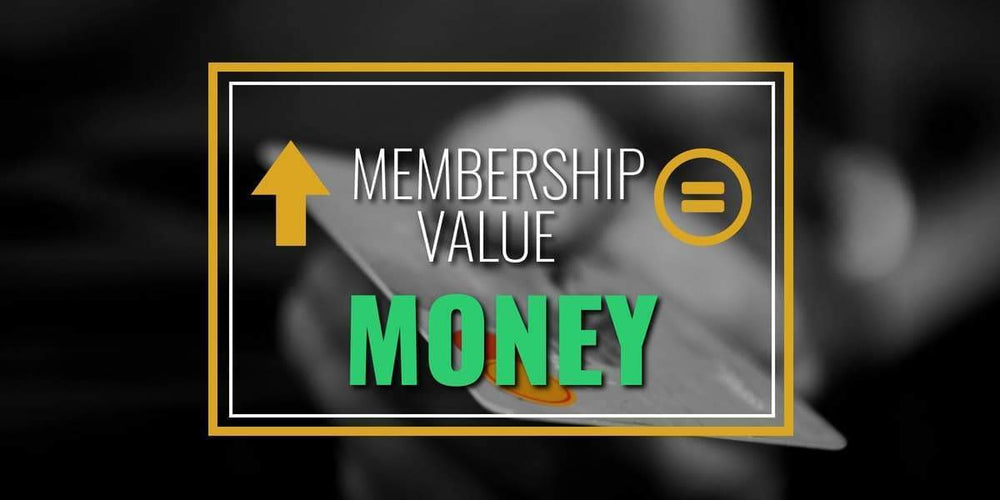 How to monetize partnerships that will increase non-dues revenue.