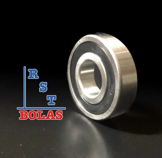 61914-2RS/C3 | Cojinete 70X100X16mm rígido de bolas con sello de hule | 6914-2RS