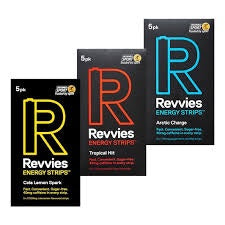 Revvies Energy Strip (5 Pack)