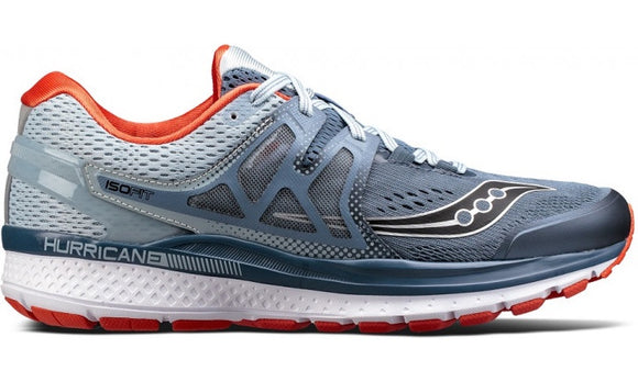 Men's Saucony Hurricane ISO 3