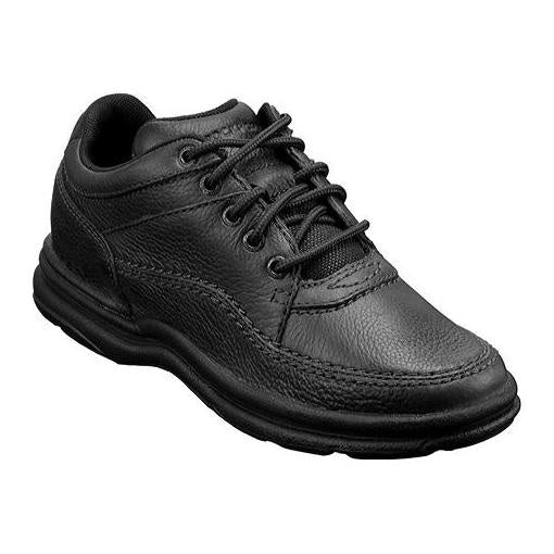 Rockport Womens World Tour Black Tumble