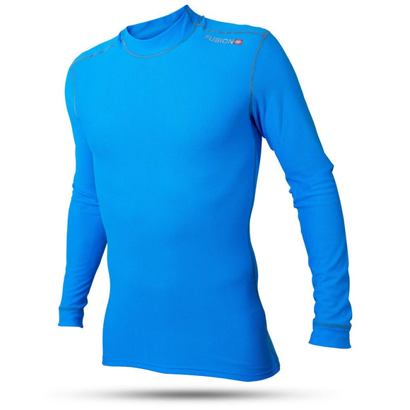 Men's Fusion Vent Top LS