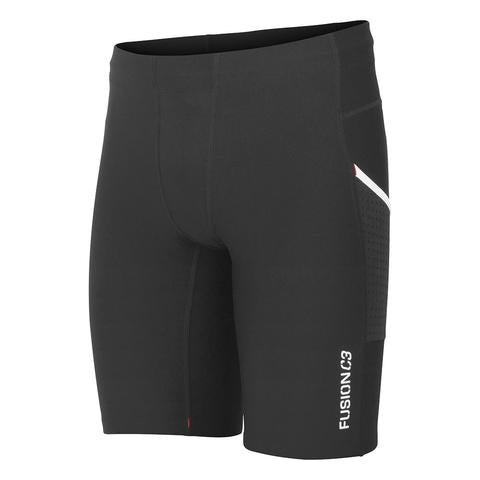 Fusion Comp 3 short tights pocket
