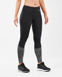 Women's 2XU Reflect Run Compression Tight (Storage)
