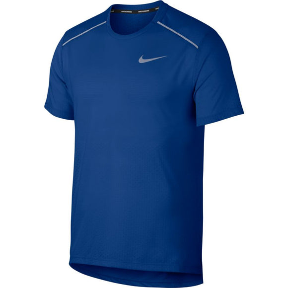 Mens Nike Breathe Rise SS Top