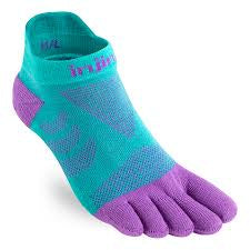 Women's Injinji Ultra Run Sock No Show (Micro)
