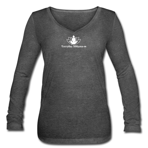 Pure Vinyasa Everyday Abhyasa-m Long Sleeve - Pure Vinyasa