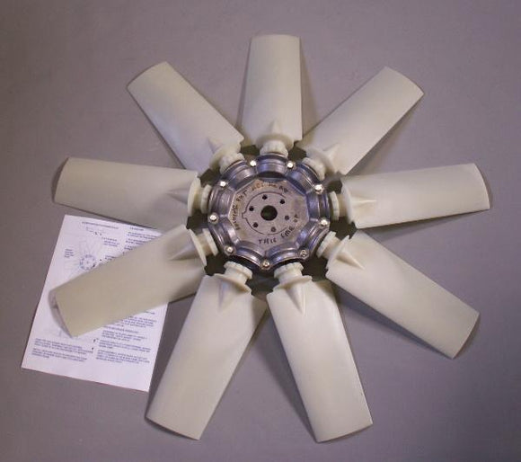 9 blade 4ZL lift fan.