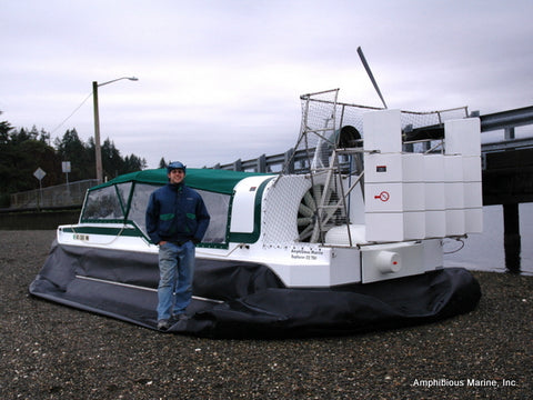 Hovercraft Technical Support/Consulting (Hourly)