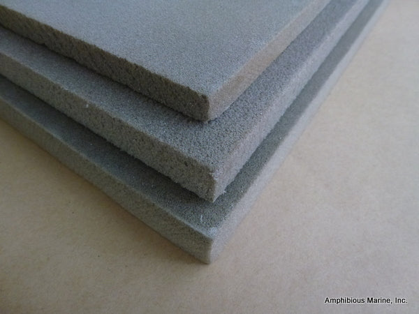 "H Series Divinycell foam,  3/4"" Plain"