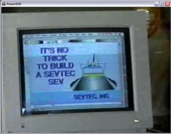 It's No Trick to Build a Sevtec Sev hovercraft (160 mins)