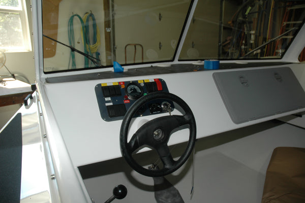 Explorer Steering box/helm