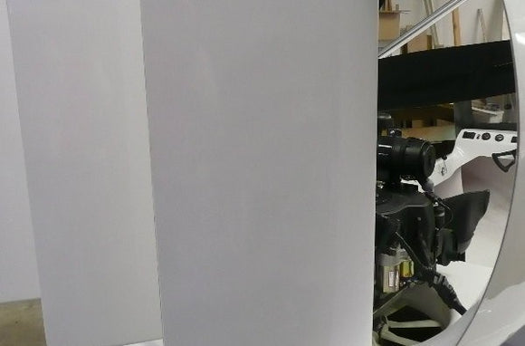 Molded Rudder