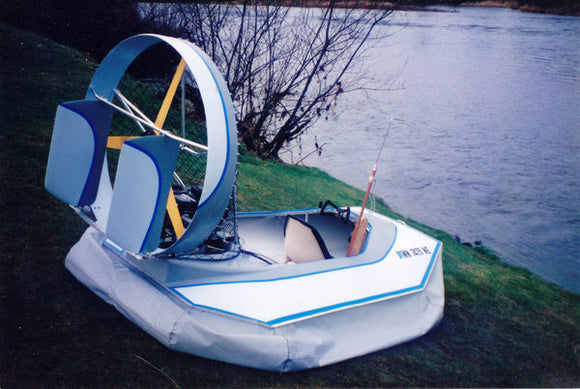Scout, 1 to 2 people, 5 1/2 ft x 10-12 ft hull