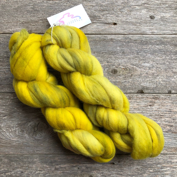 Locust - Fluffy Polwarth Top